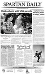 Spartan Daily, April 23, 2004 by San Jose State University, School of Journalism and Mass Communications
