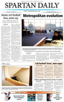 Spartan Daily, April 26, 2004 by San Jose State University, School of Journalism and Mass Communications
