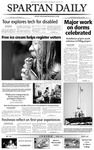 Spartan Daily, April 28, 2004 by San Jose State University, School of Journalism and Mass Communications