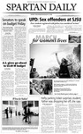 Spartan Daily, April 29, 2004 by San Jose State University, School of Journalism and Mass Communications