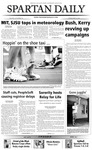 Spartan Daily, April 30, 2004 by San Jose State University, School of Journalism and Mass Communications