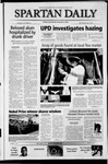 Spartan Daily, May 5, 2004 by San Jose State University, School of Journalism and Mass Communications