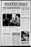 Spartan Daily, May 11, 2004 by San Jose State University, School of Journalism and Mass Communications