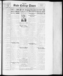 State College Times, January 16, 1934