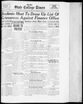 State College Times, February 1, 1934