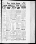 State College Times, February 2, 1934