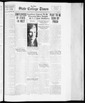 State College Times, March 6, 1934 by San Jose State University, School of Journalism and Mass Communications